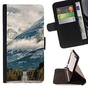 For Samsung Galaxy J3(2016) J320F J320P J320M J320Y Case , Strada gratuito - la tarjeta de Crédito Slots PU Funda de cuero Monedero caso cubierta de piel