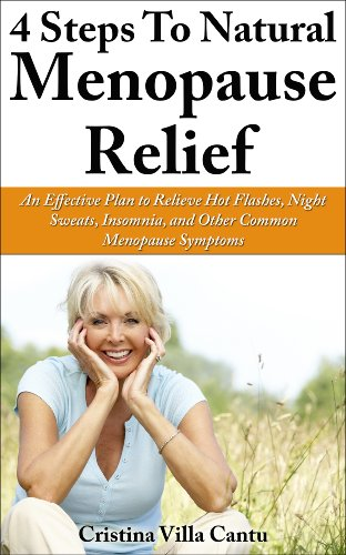 Steps Natural Menopause Relief Effective ebook product image