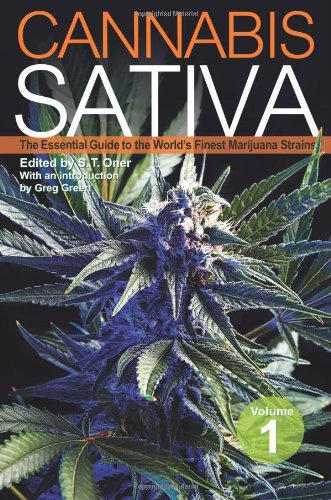 517iKzViWOL Cannabis Sativa: The Essential Guide to the World's Finest Marijuana Strains