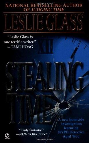 Stealing Time (April Woo Suspense ()