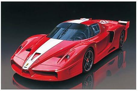 1 24 Ferrari Fxx Plastik Araba Maket Kiti Amazon Com Tr