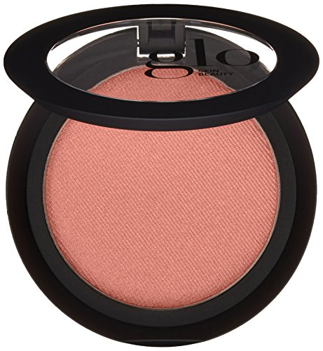 Glo Skin Beauty Powder Blush in Spice Berry - Shimmery Rose Bronze | 9 Shades | Cruelty Free, Talc Free Mineral Makeup