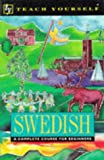 img - for Teach Yourself Swedish New Edition (TYL) by Vera Croghan (1995-08-03) book / textbook / text book