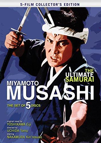 Ultimate Samurai Miyamoto Musashi (Musashi Best Miyamoto Sword)