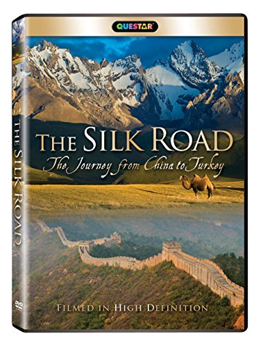 The Silk Road: The Journey from China to Turkey (Faille Silk)