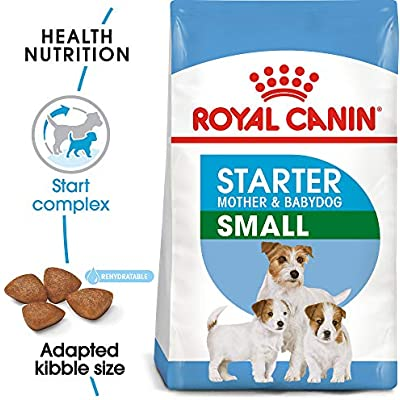Royal Canin Size Health Nutrition Mini Starter Mother And Babydog Dry Dog Food