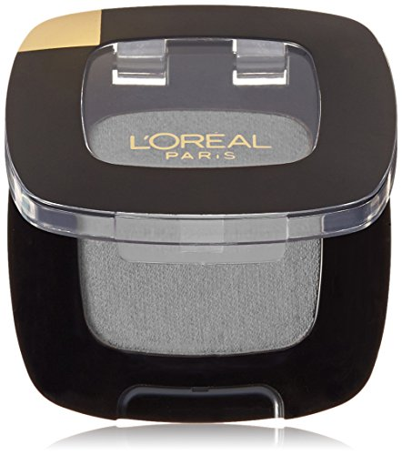 L'Oréal Paris Colour Riche Monos Eyeshadow, Meet Me in Paris, 0.12 oz. (Shadow Color Gray)