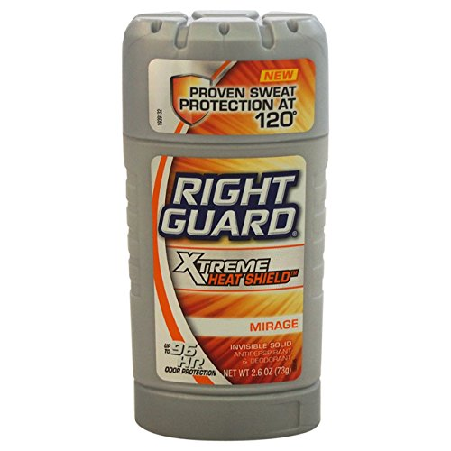 2 PACK Right Guard Xtreme Heat Shield Mirage 96 Hr Mens Deod