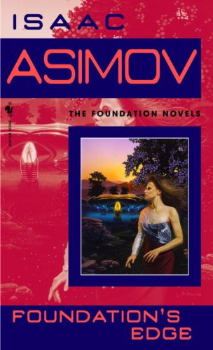 book cover of Foundation\'s Edge