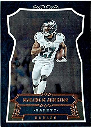 Amazon.com  Malcolm Jenkins 2016 Panini Knight s Templar  24 Eagles ... 88d4c5d3a