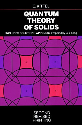 Top 9 quantum theory of solids