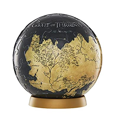 Game Of Thrones Globe 3