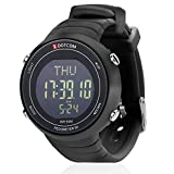Outdoor Sport Watch — Pedometer Digital Watch 50M Waterproof Watches Sport Wristband Swimming Watch Fitness Tracker with Accurate Steps/Distance/Calorie/Clock/Timer for Walking Running Kids Men Wome
