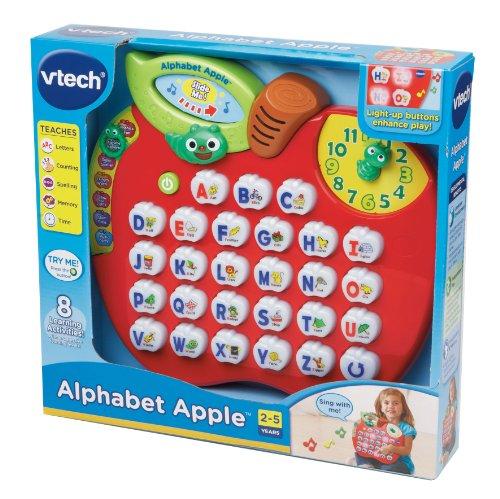 517iOWyvczL - VTech Alphabet Apple