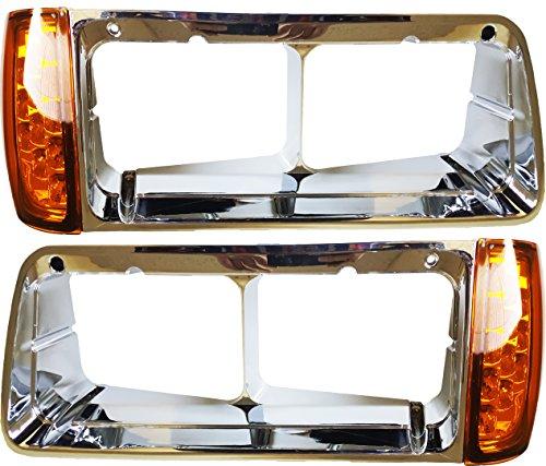 Chrome Bezel Led Lights in US - 8