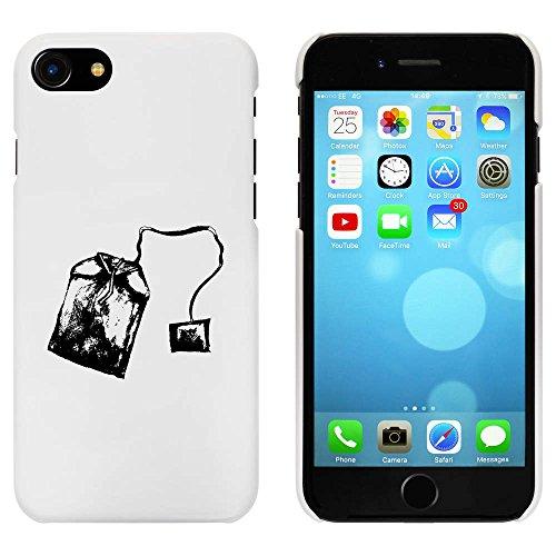 Blanc 'Sachet de Thé' étui / housse pour iPhone 7 (MC00066902)