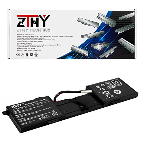 ZTHY New WW12P Laptop Replacement Battery for Dell Inspiron Duo 1090 (P08T) Tablet PC Convertible Series Notebook 9YXN1 JRYGD TR2F1 0TR2F1 29Wh 4-Cell ()