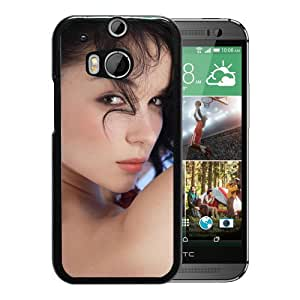 New Custom Designed Cover Case For HTC ONE M8 With Katie Fey Girl Mobile Wallpaper(2).jpg