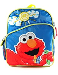Small Backpack - Sesame Street - Elmo - Big Sun 12