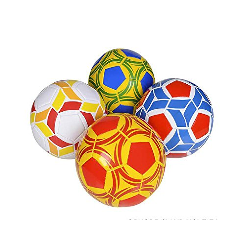 9'' Soccer Ball (With Sticky Notes) by Bargain World