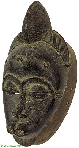 Mask Cote d'Ivoire African Art ()