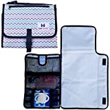 Diaper Changing Pad / Mat, a Portable Travel Luxury...