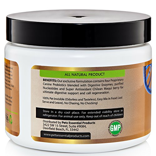 Pets Essential products and solutions K9 Supreme Probiotics