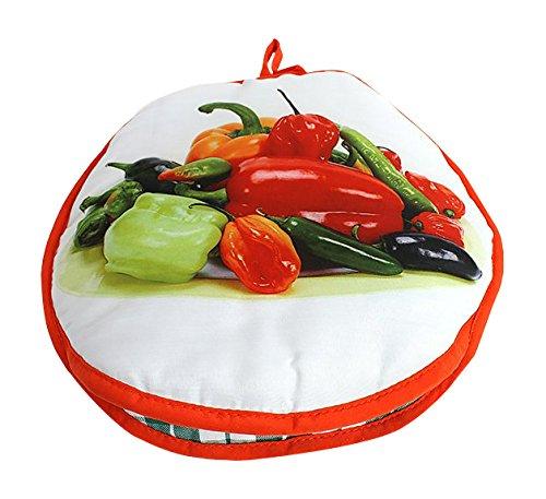 12 in tortilla warmer - 1