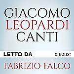 Canti | Giacomo Leopardi