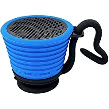 Microlab Magicup - Waterproof Bluetooth Speaker (Blue)