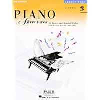 Piano Adventures - Level 2B Lesson Book book cover