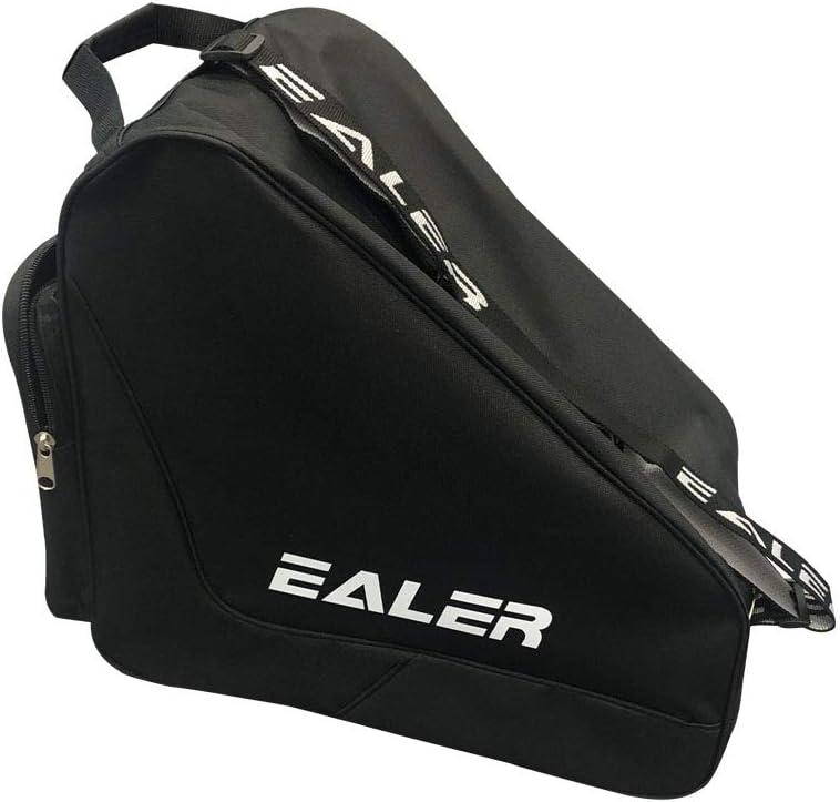 EALER Heavy-Duty Ice Hockey Skate Carry Bag, Adjustable Shoulder Strap