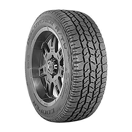 265 70r17 All Terrain Tires >> Amazon Com Cooper Discoverer A Tw All Terrain Radial Tire 265