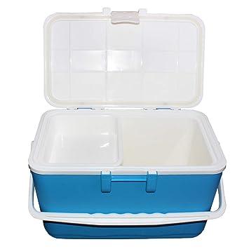 CUTICATE Nevera Portatil Pequeña 3 Capas Box Cooler de Comida ...