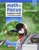 Math in Focus: A Singapore Approach-  Student Workbook, Grade 4A