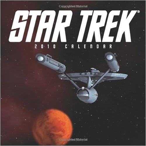 Star Trek: 2010 Wall Calendar