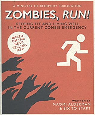 book cover of Zombies, Run!
