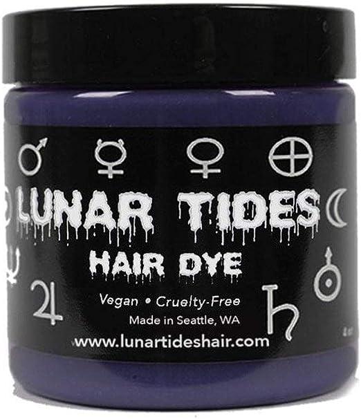 Lunar Tides Tinte para el cabello púrpura ahumado