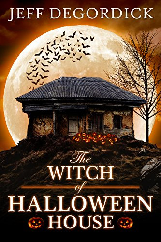The Witch of Halloween House