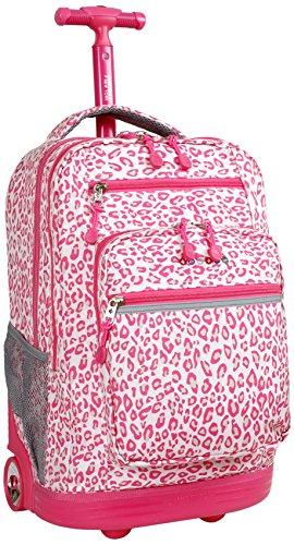 J World New York Sundance LAPTOP Rolling Backpack for Schooling & Travel, 20 inch – The Super Cheap