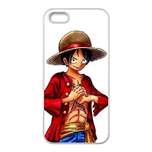 Stylish One Piece Design iPhone 5 5s Cell Phone Case Funda blanco 61