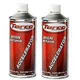 Torco F500010TE Unleaded Fuel Accelerator 64 Fl oz (Pack of 2)