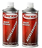 Torco F500010TE Unleaded Fuel Accelerator 64 Fl Oz (Pack of 2)
