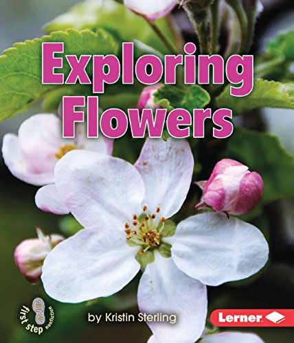 Red Bud Blossom - Exploring Flowers (First Step Nonfiction: Let's Look at Plants)