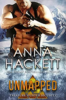Unmapped (Treasure Hunter Security Book 6) by [Hackett, Anna]