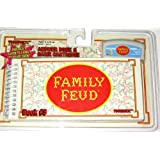 Family Fued Answer Book and Game Cartridge Book #3