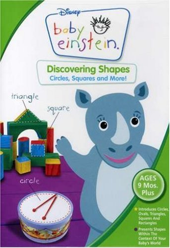 Baby Einstein - Discovering Shapes