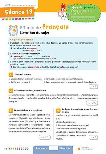 CM2 Vers la 6e les Revisions Concentrees en 30 Seances de 20 Minutes Prêt pour: Amazon.es: Salmon Julien: Libros en idiomas extranjeros