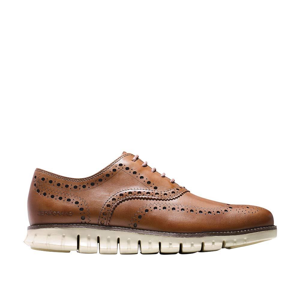 TALLA 44 EU. COZ7W|#Cole Haan Zerogrand Wing, Zapatos de Cordones Oxford para Hombre