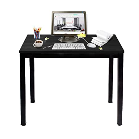 SogesHome Escritorio de Oficina 100 x 60 x 75 cm PC Escritorio ...